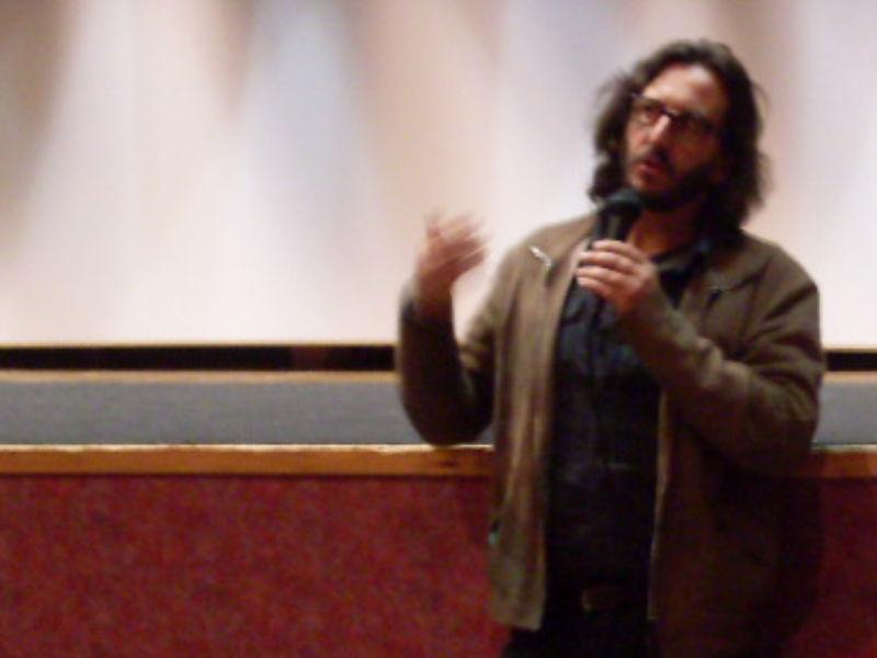 Daniele Vicari dialoga col pubblico senigalliese