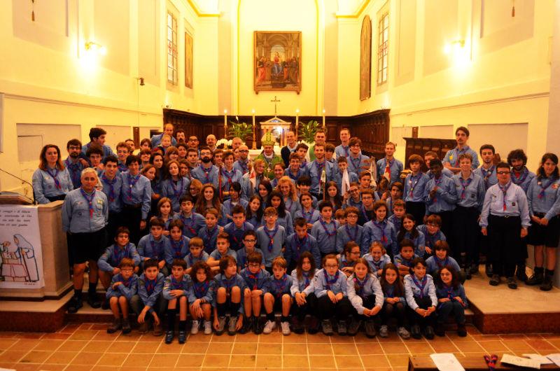 Il gruppo scout Agesci Senigallia 1