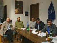 """I soci dell'associazione """"Alberghi e Turismo"""" di Senigallia"""