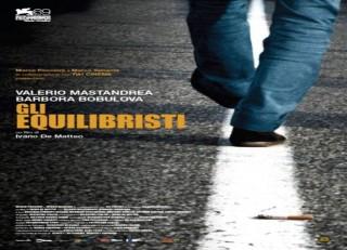 """Manifesto del film """"Gli equilibristi"""""""