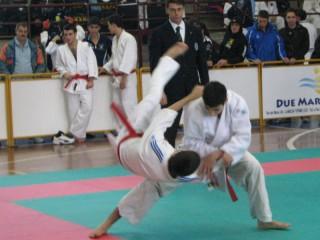 Incontro di Ju Jitsu