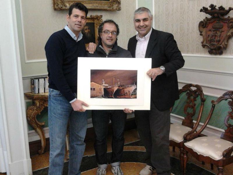 Maurizio Mangialardi, Francesco Buontempi, Gennaro Campanile e la scommessa del Navalmeccanico