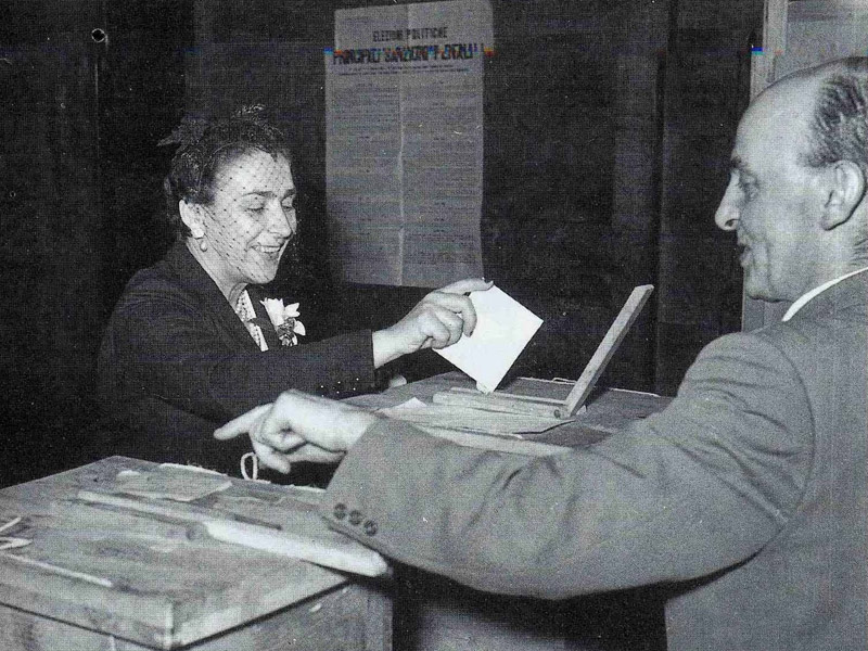 Diritto di voto per le donne in Italia (1946)