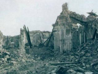 Terremoto in Irpinia, un'immagine