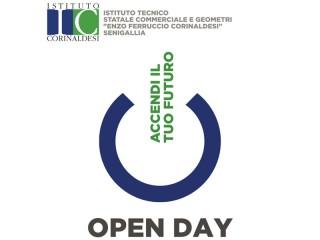 Open Day all'Istituto Corinaldesi di Senigallia