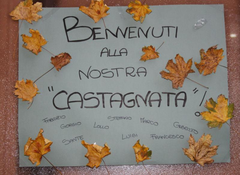 Festa alla Casa Protetta di Corinaldo (18 novembre 2012)