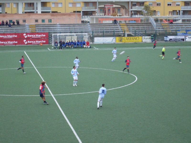 Vigor Senigallia-Grottammare (4 novembre 2012)