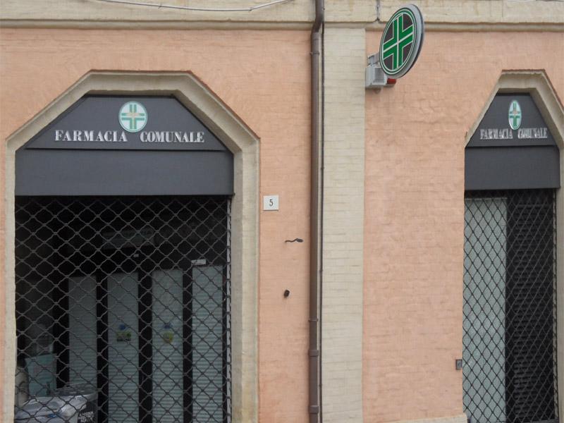 Farmacia comunale centrale di Senigallia