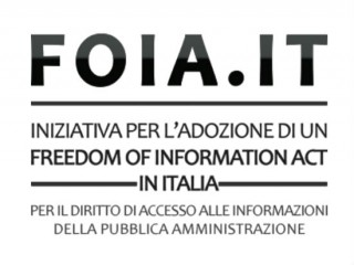 logo FOIA.it, Freedom Of Information Act