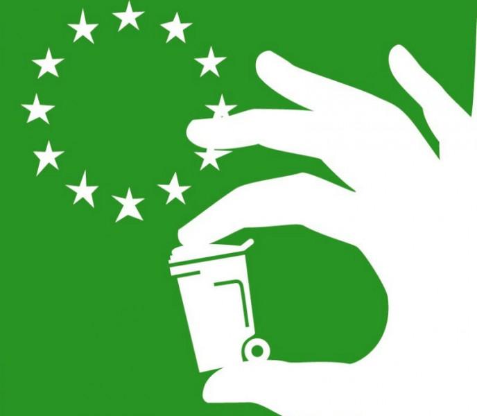 Logo Settimana Europea per la Riduzione dei Rifiuti