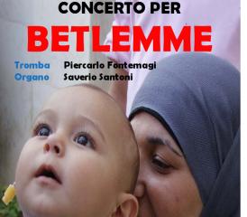 Concerto per Betlemme alla Chiesa del Portone