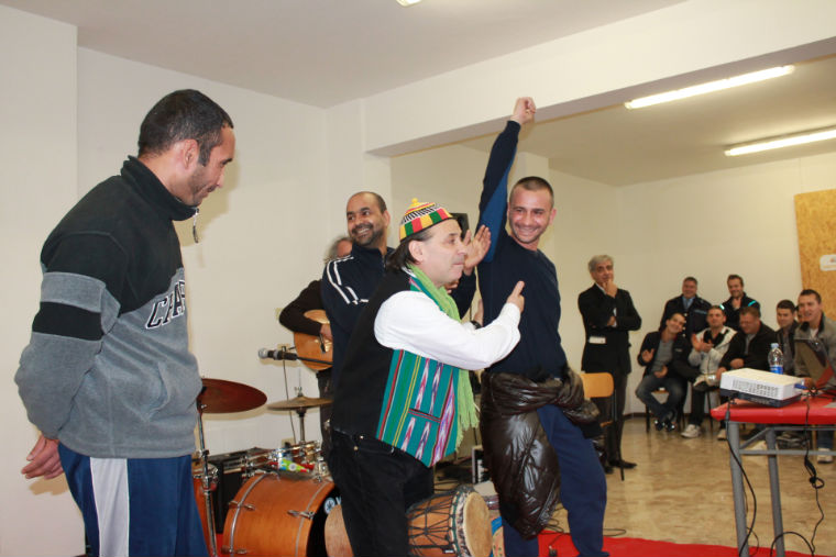 Concerto a Montacuto tra i detenuti