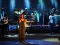 Fiorella Mannoia al teatro La Fenice Senigallia - foto di Libero Api