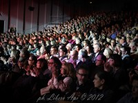 Tutto esaurito al teatro La Fenice Senigallia per la Mannoia - foto di Libero Api