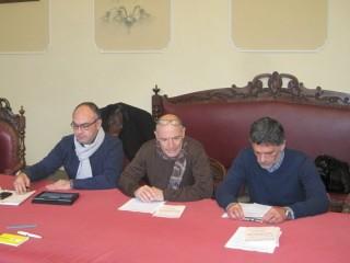 Massimo Bello; Fabrizio Volpini, Maurizio Mandolini