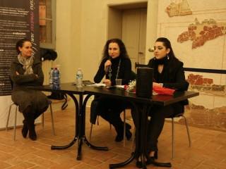 Silvia Santolini, presentazione a Castelleone di Suasa
