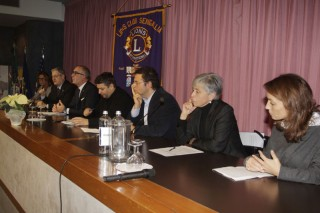 Il convegno del Lions Club sulla violenza nei confronti delle donne