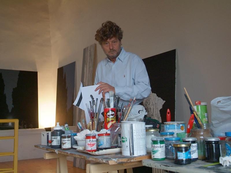 Leonardo Cemak in una foto di G.Rotatori