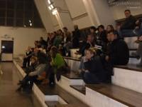 Il pubblico del 1° trofeo senigalliese Giuliano Pierangeli