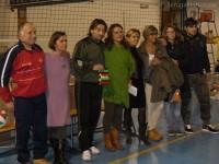 Un momento delle premiazioni del 1° trofeo senigalliese Giuliano Pierangeli