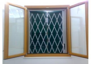 Fabbri infissi cancello per finestra sconti Natale 2012