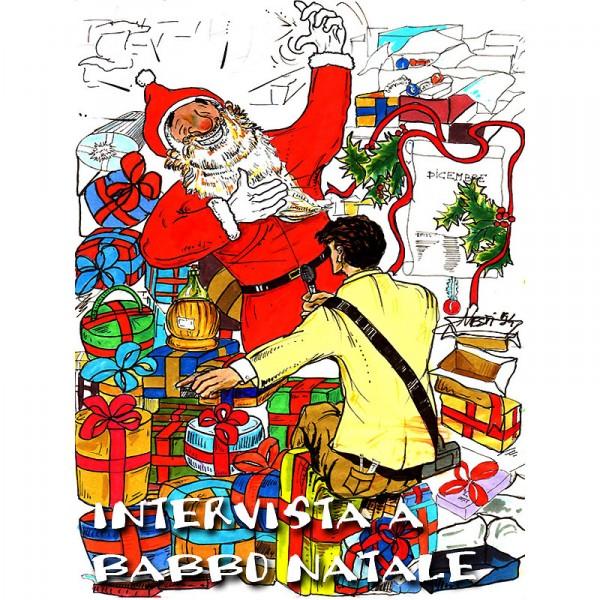 Intervista di Senigallia Notizie a Babbo Natale