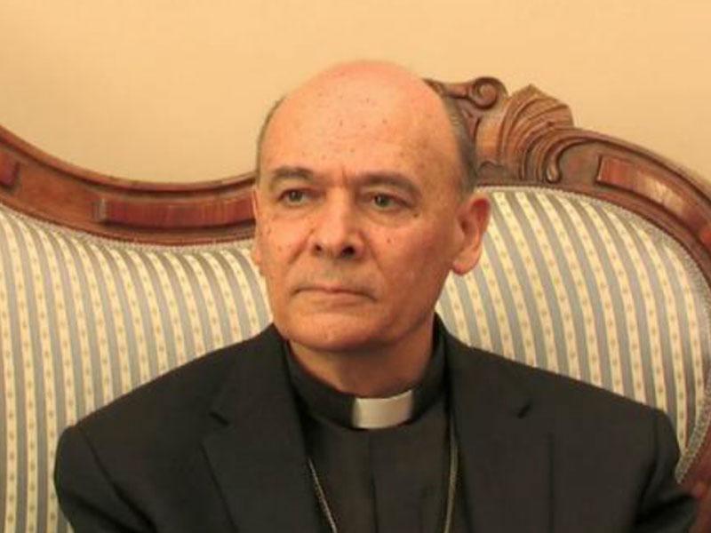 Monsignor Giuseppe Orlandoni - Vescovo di Senigallia