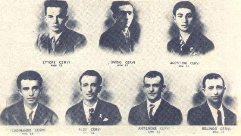I sette fratelli Cervi