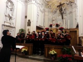 Il concerto di Natale ad Arcevia