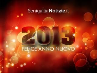 Buon 2013 da Senigallia Notizie