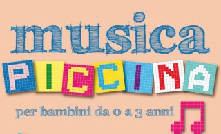 """Volantino della lezione """"Musica Piccina"""""""