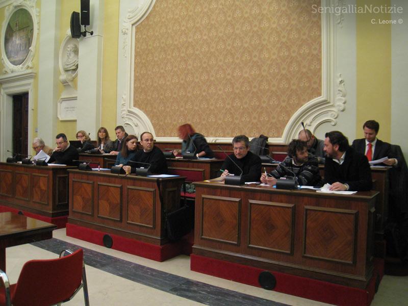 Consiglio comunale del 16 gennaio - La maggioranza
