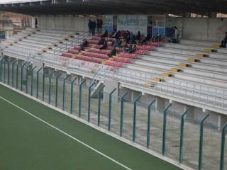 Pubblico allo stadio Bianchelli per il Senigallia Calcio