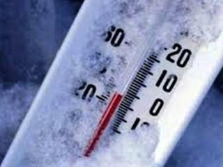 Freddo, temperature basse, ghiaccio, inverno, termometro