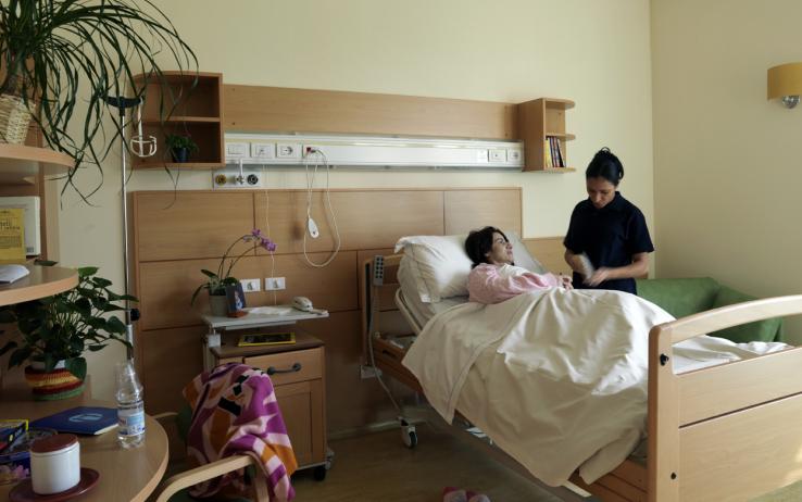Assistenza domiciliare malati oncologici