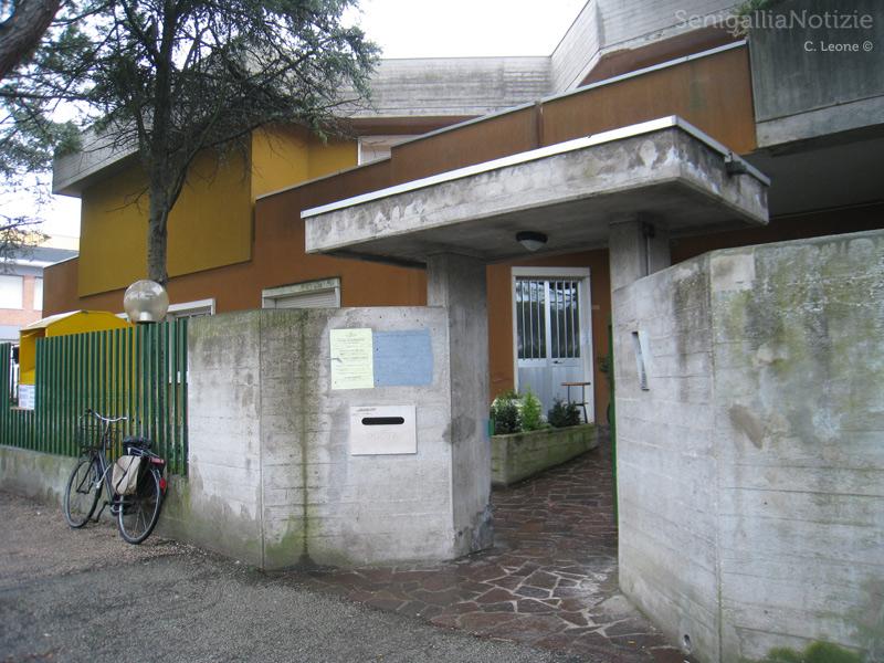 Centro di prima accoglienza della Caritas a Senigallia