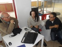 L'intervista di Franco Giannini a Francesca Gambelli e Francesco Buontempi: foto di Simone Tranquilli