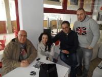 L'intervista di Franco e Walter Giannini a Francesca Gambelli e Francesco Buontempi: foto di Simone Tranquilli