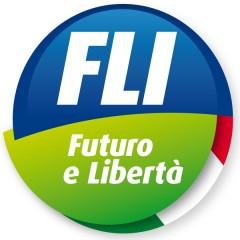 logo FLI - Futuro e Libertà, elezioni politiche 2013