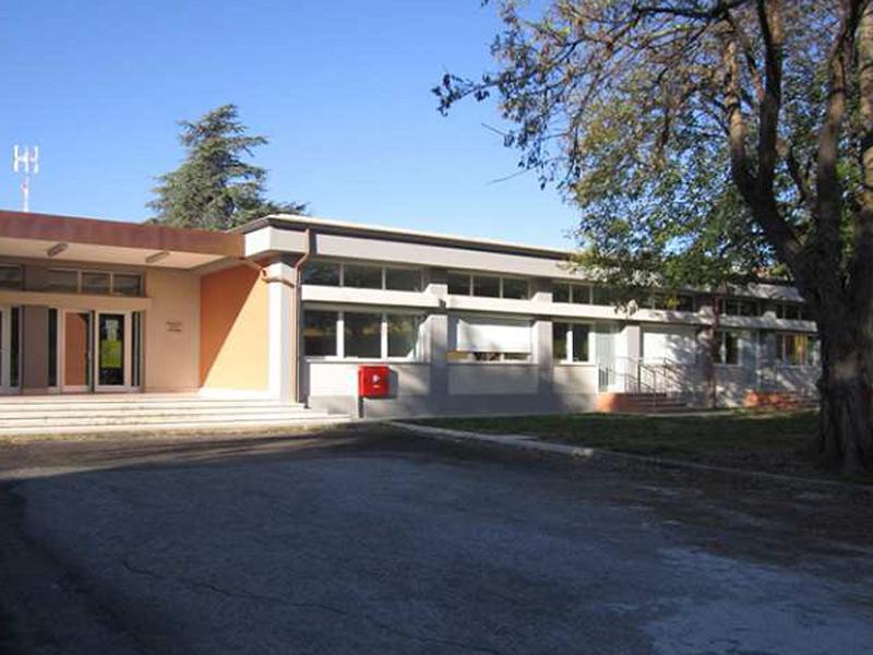 La scuola Aldo Moro di Senigallia