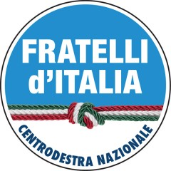 Logo Fratelli d'Italia - Centrodestra nazionale, elezioni politiche 2013