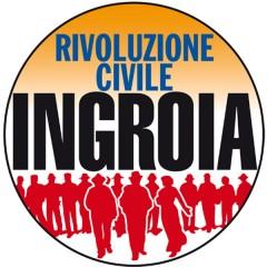 Logo Rivoluzione Civile, elezioni politiche 2013