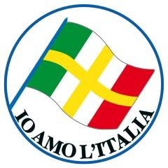 Logo Io Amo l'Italia, elezioni politiche 2013