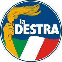 Logo La Destra, elezioni politiche 2013