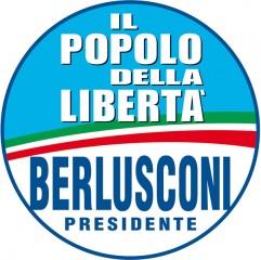 logo Popolo della Libertà - PDL - elezioni politiche 2013