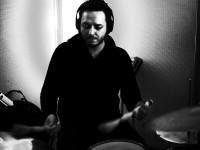 Matteo Fraboni alla batteria
