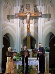 Il New Vocal Ensemble in concerto