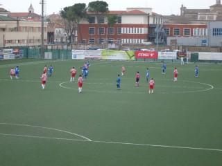 Senigallia Calcio in azione