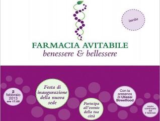 Inaugurazione nuova sede Farmacia Avitabile Senigallia