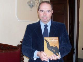 Marco Severini col suo ultimo volume